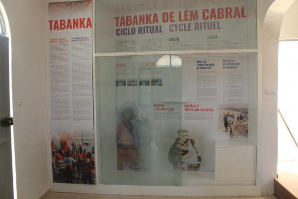 Núcleo Museológico da Tabanca de Lém Cabral