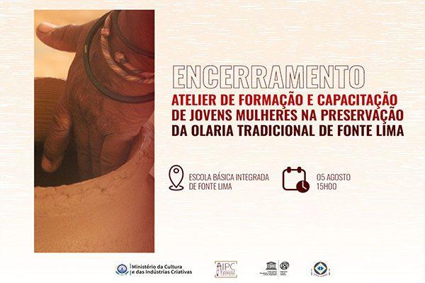 """Atelier-de-formação-e-capacitação-de-jovens-mulheres-na-preservação-da-olaria-tradicional-de-Fonte-Lima"""""""