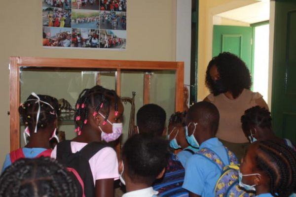 """Exposição """"Cabo Verde, da descoberta aos nossos dias – Um olhar através dos objetos"""""""
