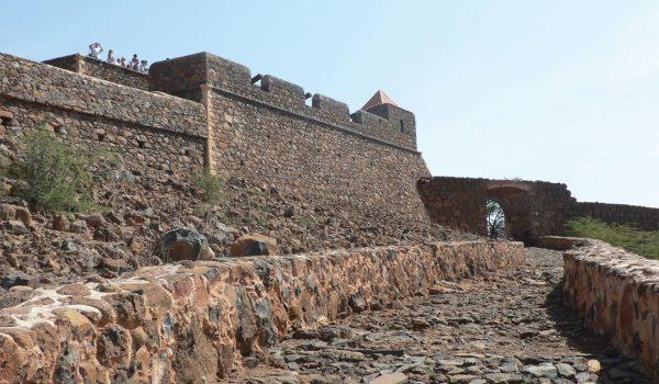 Fortaleza.Forte Real de São Fransico