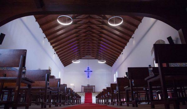 Igreja N S do Rosário_Rebeira Grande;