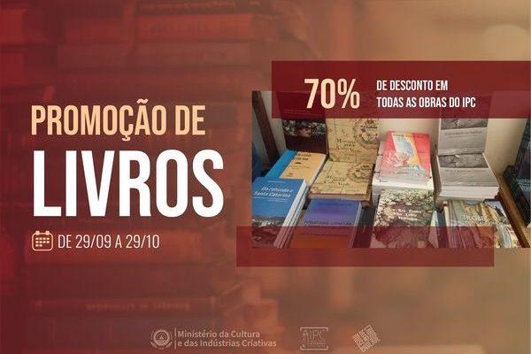 PROMOÇÃO DE LIVROS DO IPC