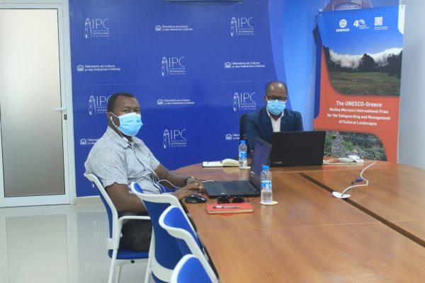 Presidente do IPC apresenta resultados de Cabo Verde do Projeto SOSTURMAC