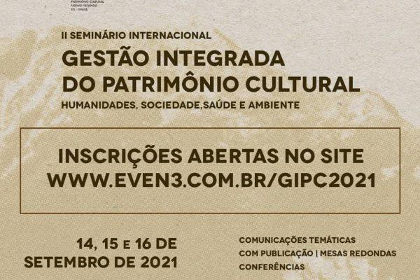 Presidente do IPC participa no II Seminário Internacional de Gestão Integrada do Património Cultura
