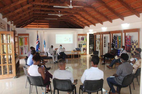 Presidente do IPC reúne com entidades de Cidade Velha, Património Mundial