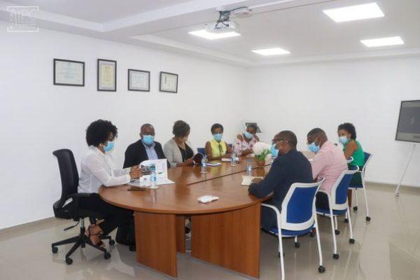 Presidente do IPC reúne com o Presidente da Câmara Municipal da Boa Vista