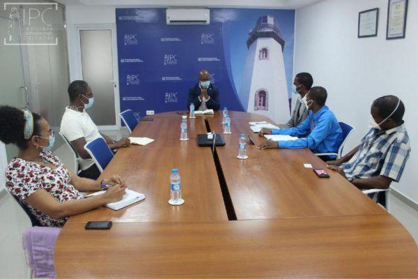 presidente-do-ipc-recebe-associacao-das-igrejas-adventistas-do-setimo-dia-em-cabo-verde